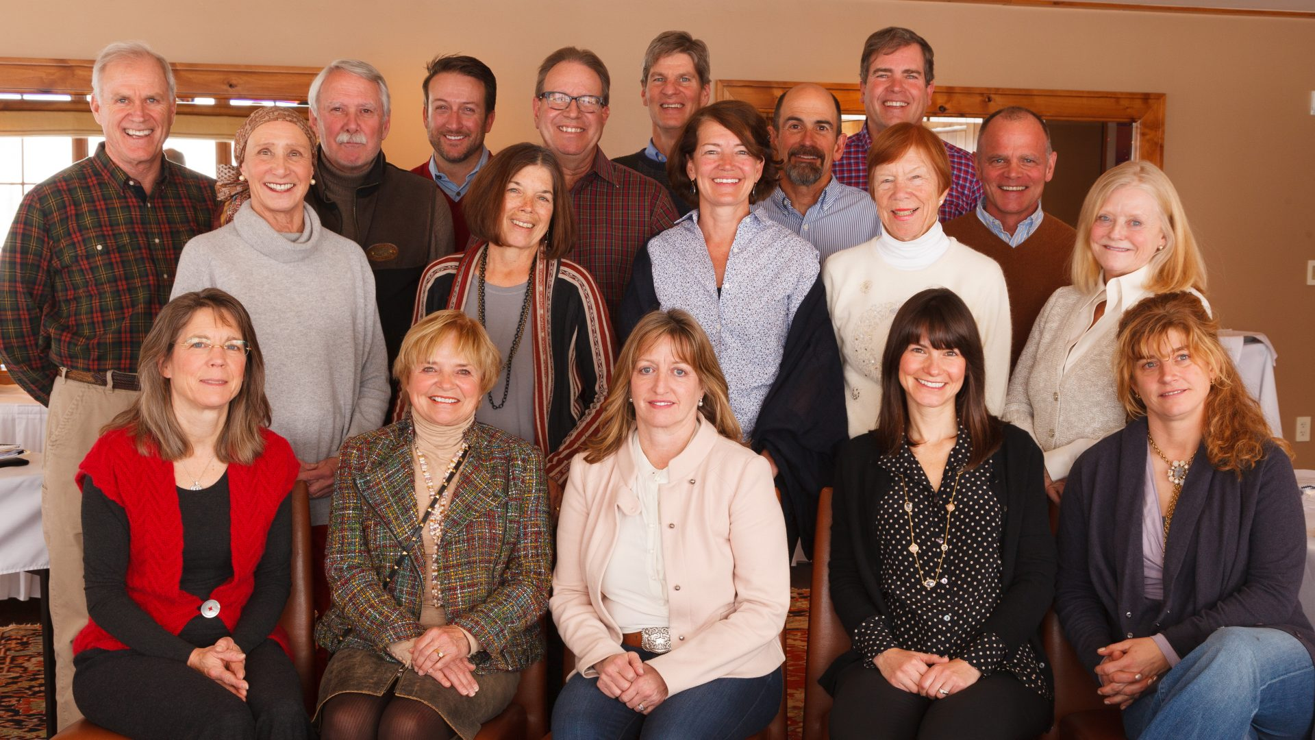 The Foundation's Board & Officers