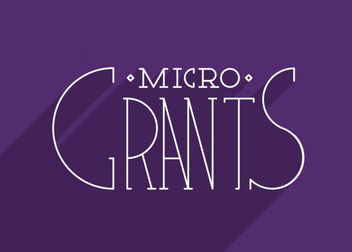 Micro Grants Program Cover