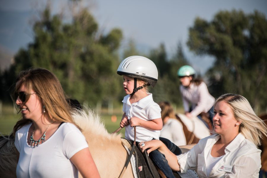 Jackson Hole Therapeutic Riding Association