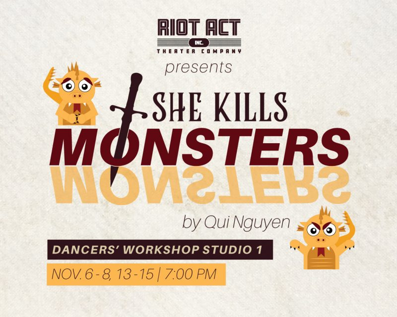 She Kills Monsters Fb Cover